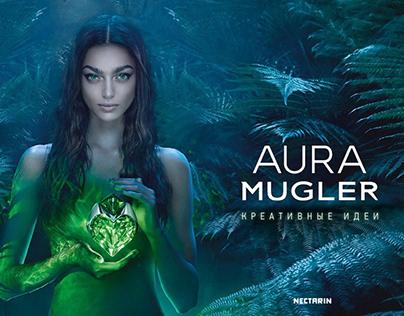 Aura Mugler, idea
