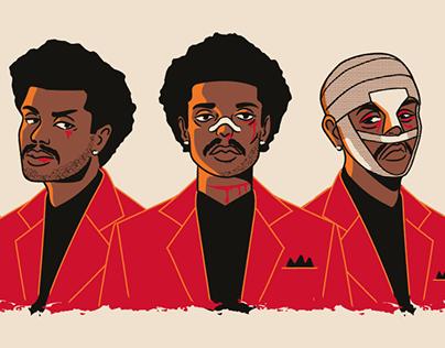 Abel Tesfaye Transformation