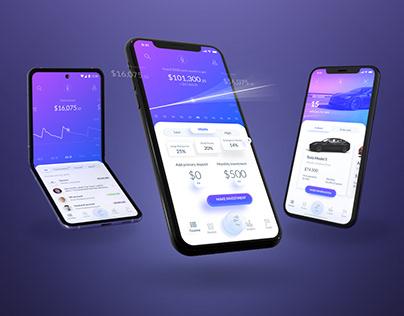 UX Case Study - Mobile Banking Super App