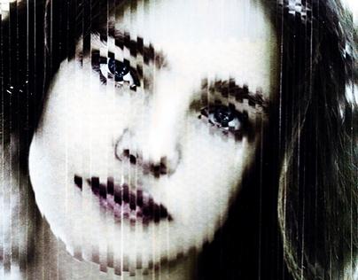 Collages/Photographie : Beautés dérangées (2010)