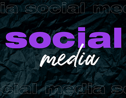 Social media 2019 (different projects)