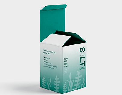 SILT LABS Packaging Design