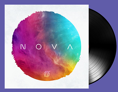 ROS - NOVA Album Art