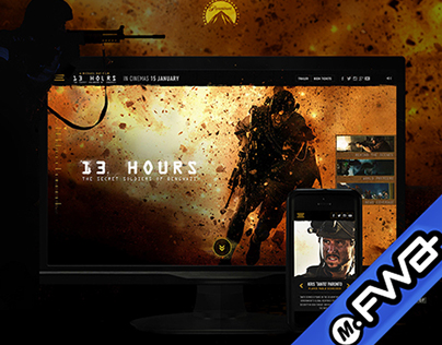 Paramount Pictures | 13 Hours Official Site