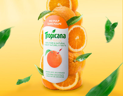 Tropicana : Sincerely Orange