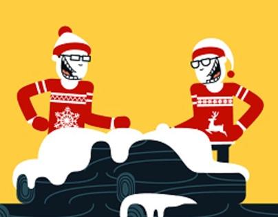 Christmas at Maggle