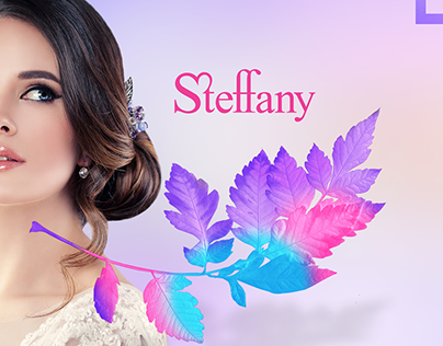 Web project for hair salon Steffany