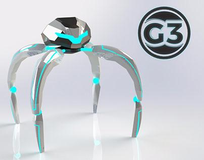 G3. Jumping MiniDrone