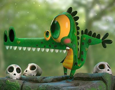 Roco the Croc