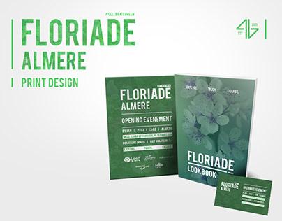 Floriade   Print Design