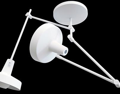 """Потолочный светильник """"ARIGATO AR-C2""""."""