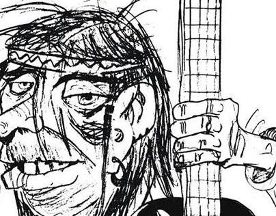 Caricatures / Cartoons / Comics