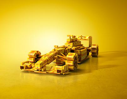 DHL Formula1