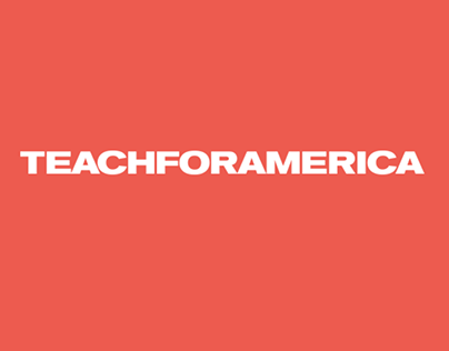 Teach for America | New Signature