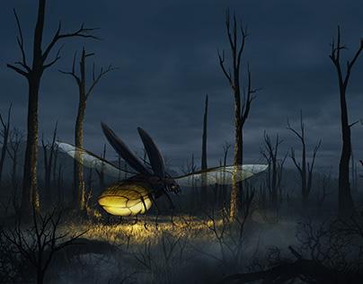 Giant Firefly