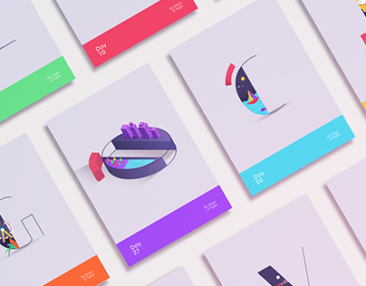 36 Days of Type | Illustration and Animation
