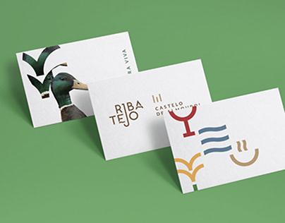 TURISMO DO RIBATEJO | Branding