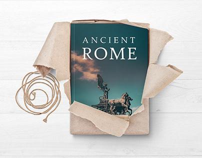 Book Cover Design Rome Italy