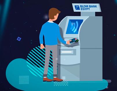 BLOM Bank - Contactless
