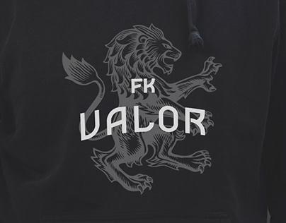 Valor FC. Logo.