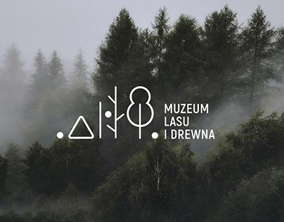 Identyfikacja wizualna   Muzeum Lasu i Drewna