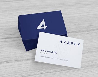 42 Apex - Branding