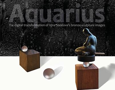 The digital transformation of bronze miniature
