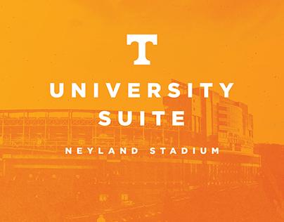 University Suite at Neyland Stadium