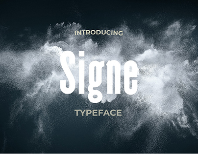 Signe Font