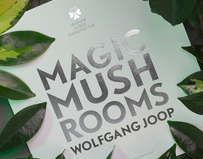 Wiener Silber Manufactur – Invitation, Magic Mushrooms