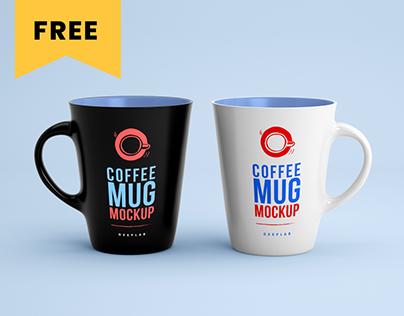 Mug Mockup set - FREE