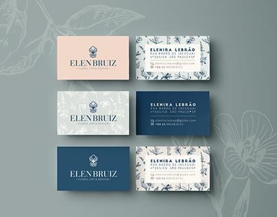 ELEN BRUIZ | FLORAL DESIGN