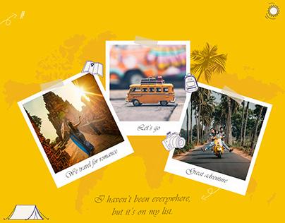 Polaroid Picture Mockup