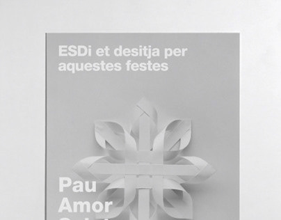 Postal navideña ESDi