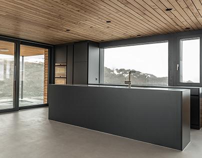 Einfamilien Haus Davos Laret