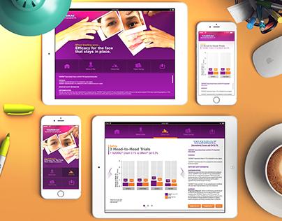 Acne Medication Digital Sales Aid