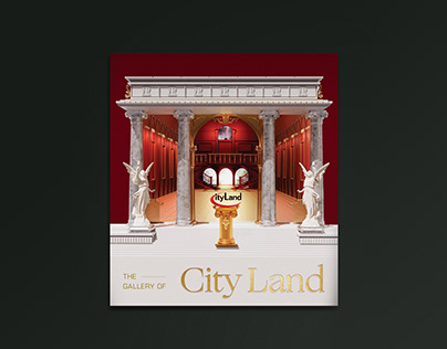 The Gallery of CityLand   Key Visual