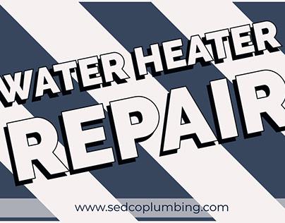 Water Heater Repair El Cajon