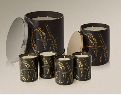 Ormonde Jayne - Etoilé Luxury Candles