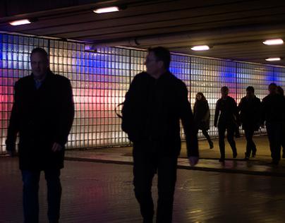 Public Lighting Installation - Amsterdam