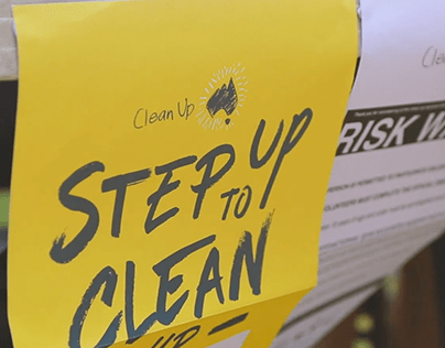 Volunteer Army x Clean Up Australia Day