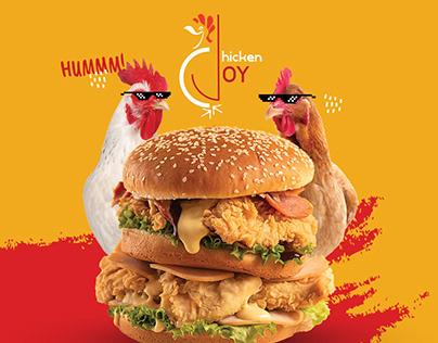 Chicken joy