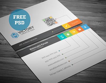 FREE I Creative Business Card