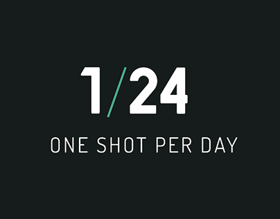One Shot per Day - App Concept