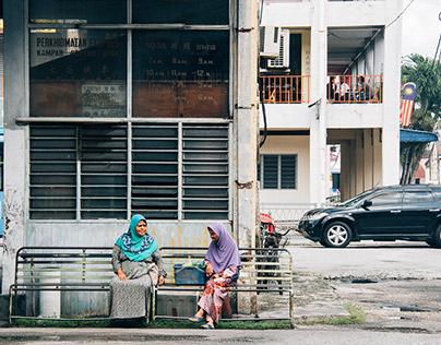 Old Town of Kampar, Perak