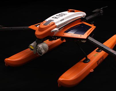 OASIS Aeronaval Rescue Drone