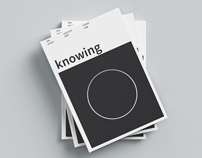 Knowing | film poster
