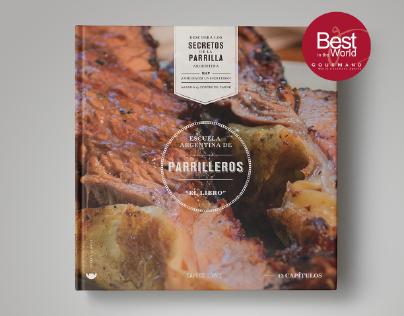 Branding / Editorial. Escuela Argentina de Parrilleros