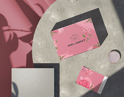 Savon de Melisent Packaging