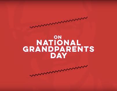 KFC Grandparents Day